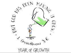 Year of Growth Logo