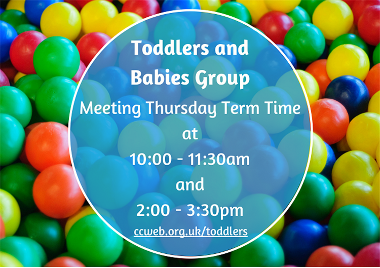 Toddlers and Babies Group web