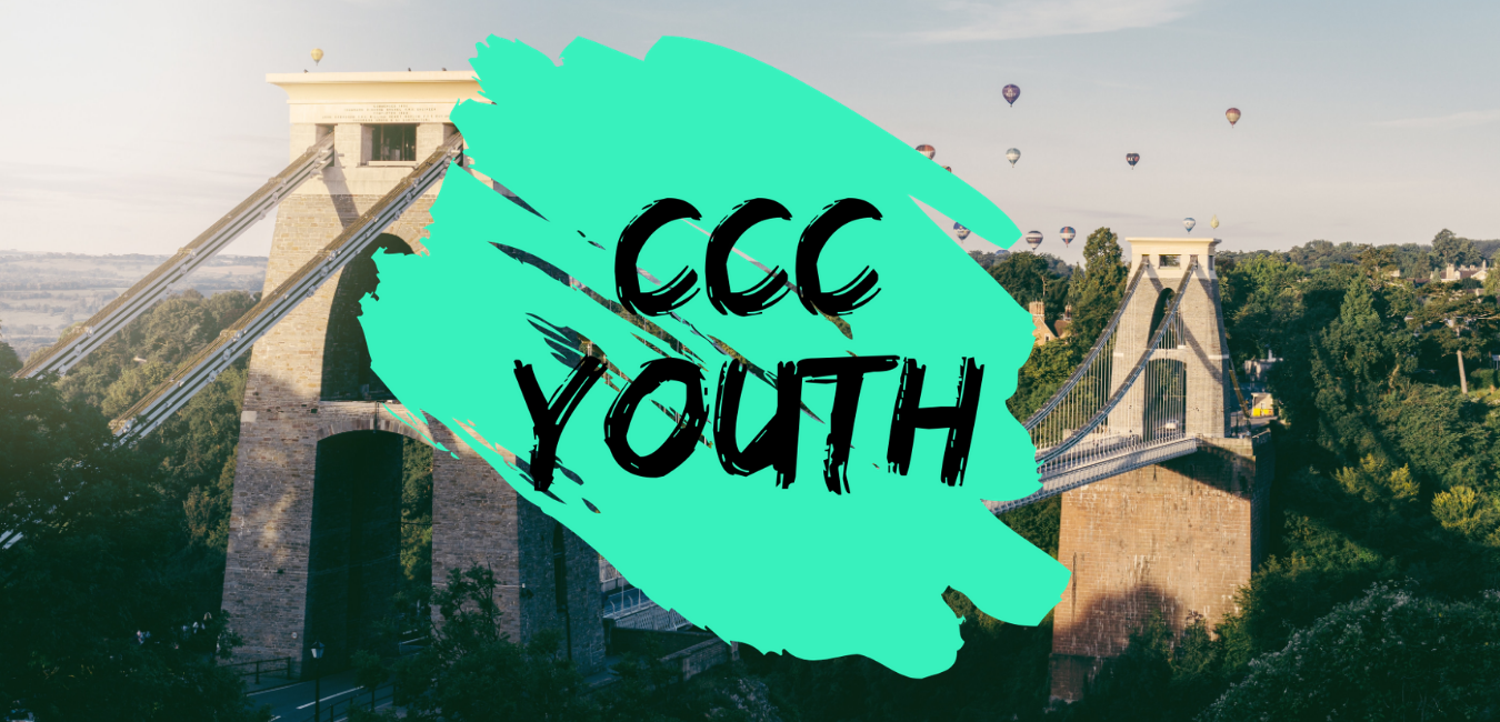 Web page design for cccyouth (